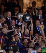 Barca win Copa del Ray final