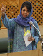 Sainik Colony not for non-state subjects, no land identified yet: Mehbooba