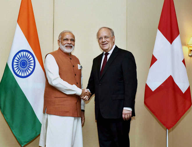 Switzerland backs India's NSG bid; to help tackle black money