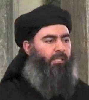 ISIS leader Abu Bakr al-Baghdadi injured in air strike, say reports