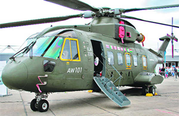 Agusta: ED files second charge sheet; names middleman Michel