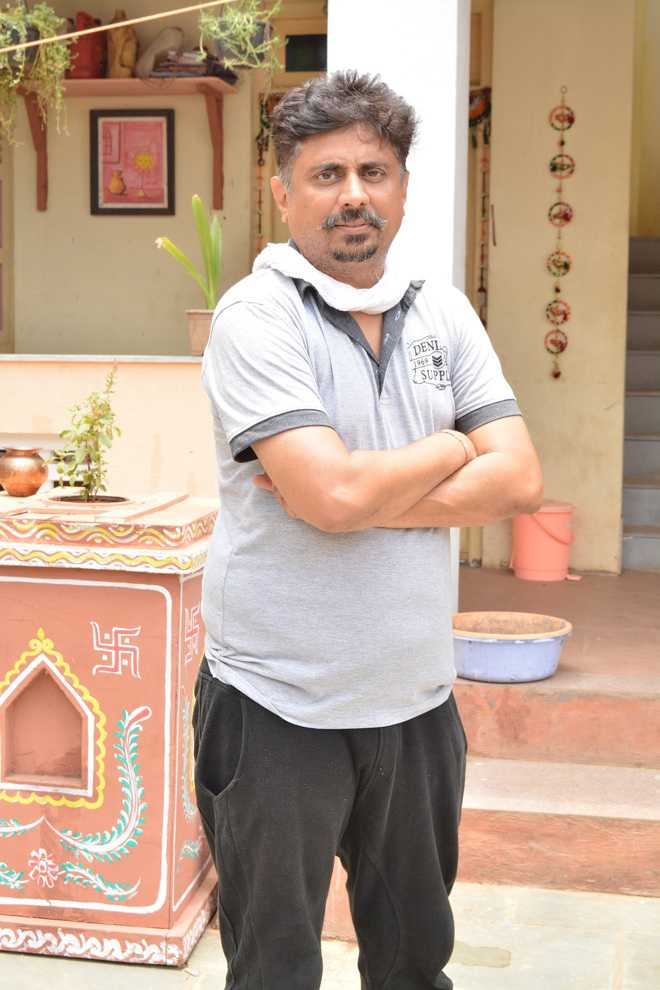 Interview With :    Filmmaker Umesh Shukla, currently busy with an upcoming TV show Khidki on SAB TV