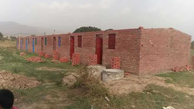 Pre fabricated houses for slum dwellers in bbn area for Fabricated home