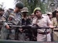Huge cache of arms, ammunition recovered