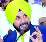 Sidhu in state BJP core committee, Joshi out