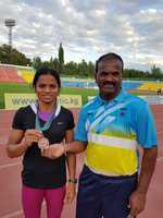 Dutee's dream comes true, qualifies for Rio Olympics
