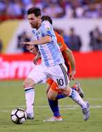 After penalty mess-up, Messi retires from international football