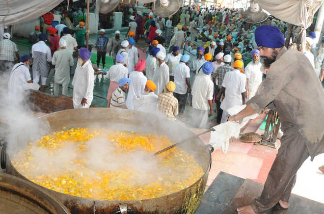 Image result for sgpc langar