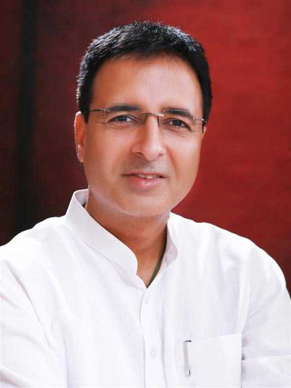 Adequate security given to Surjewala: Govt to HC