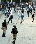 CRPF: Will use pellets only in extreme cases