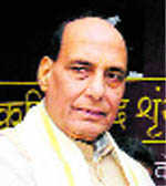 Rajnath in Pak  on Aug 4 for day