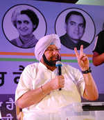 Badal govt acquired land for SYL to please Devi Lal: Capt