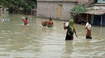 Floods kill 52 in Assam, Bihar; situation grim