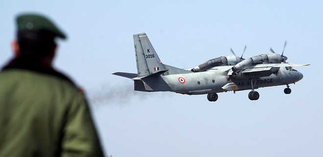 Search for missing AN-32 aircraft continues