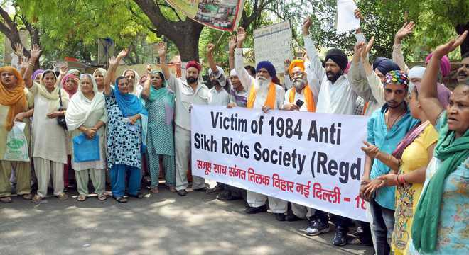 Centre reopens 28 anti-Sikh riot cases