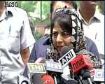 Can't have dialogue with those provoking Kashmiri youth: Mehbooba