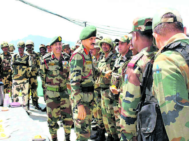 Abandoning the 'Army Doctrine' in Kashmir?