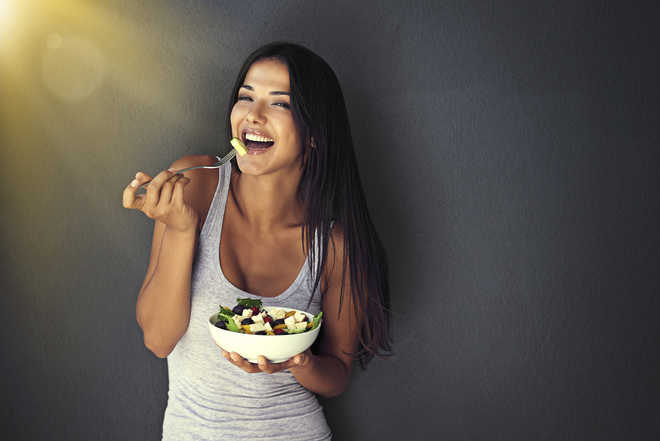 Dig into healthiness