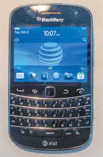 BlackBerry to stop handset production