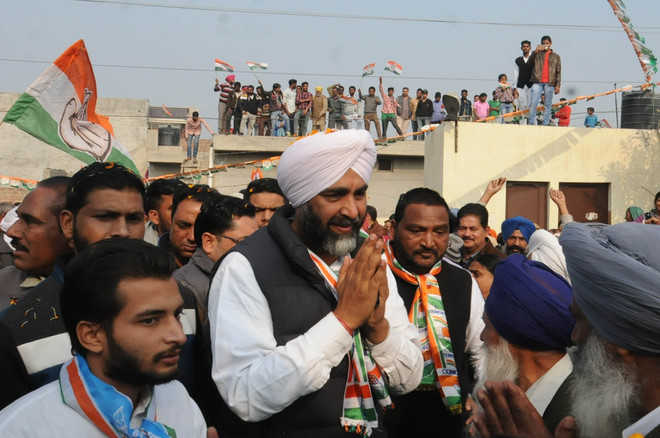 Manpreet comes up with poll promises