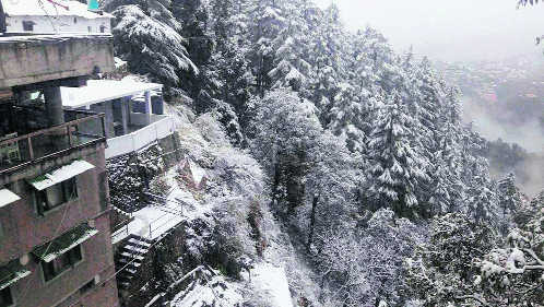 Mussoorie lets everyone down