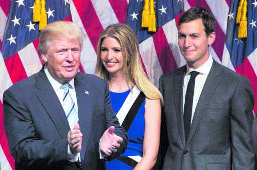 Trump names son-in-law Kushner as senior adviser, triggers concern