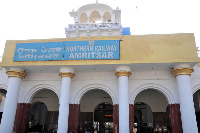 Beautification work of rly stn to begin next month