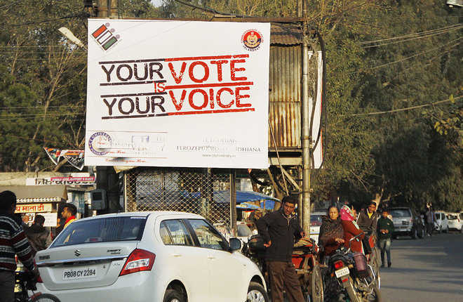 Vote fearlessly, you are safe: Admn assures voters