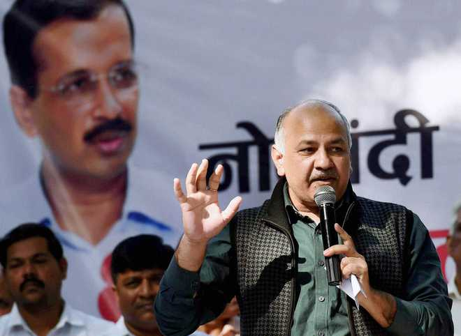 Trader to be Punjab's next finance minister: Sisodia