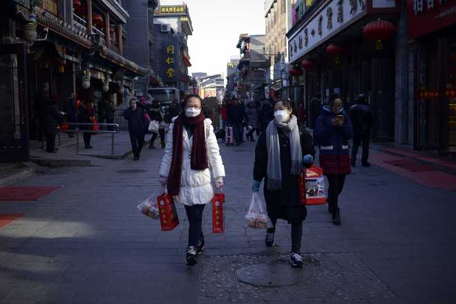 Beijing to cut down sale of fireworks to combat pollution