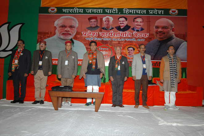 BJP to initiate 'chargesheet pe charcha'