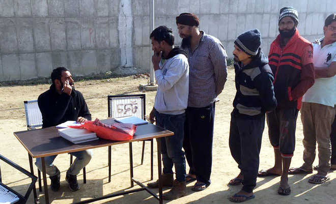 Two-day HIV testing camp at Central Jail