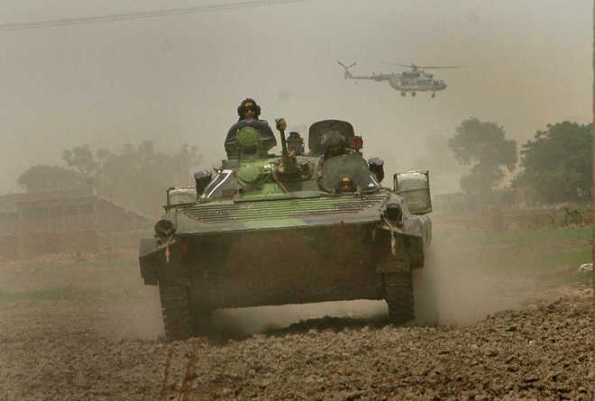 4 new mechanised battalions for Army