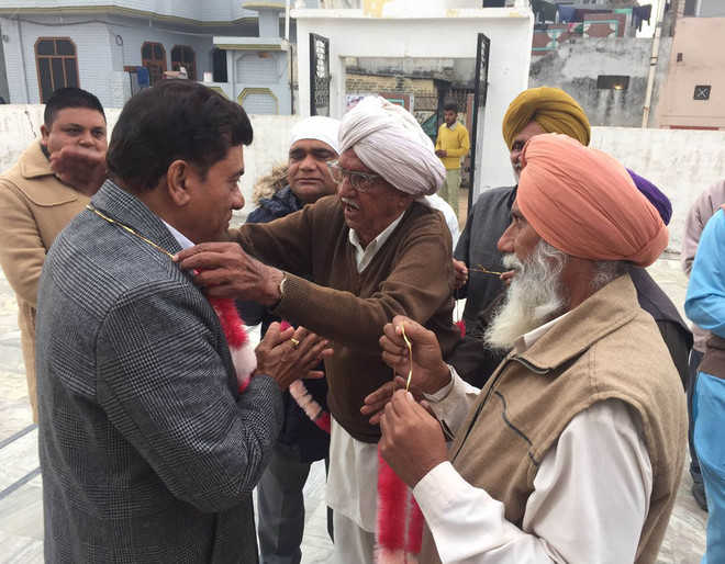 Cong leader Chaudhary Surinder banks on his legacy, aims to focus on jobs