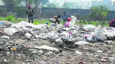 Civic amenities elude Ward 24 residents