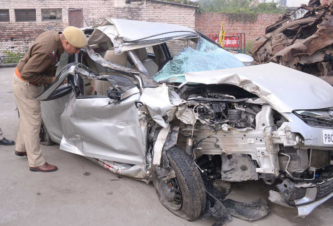 Steep rise in accidents on city roads