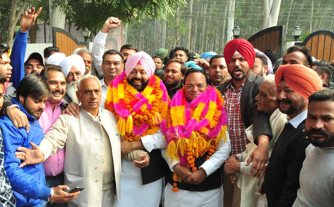 Vikramjit Chaudhary: I have won one battle, ready to fight another