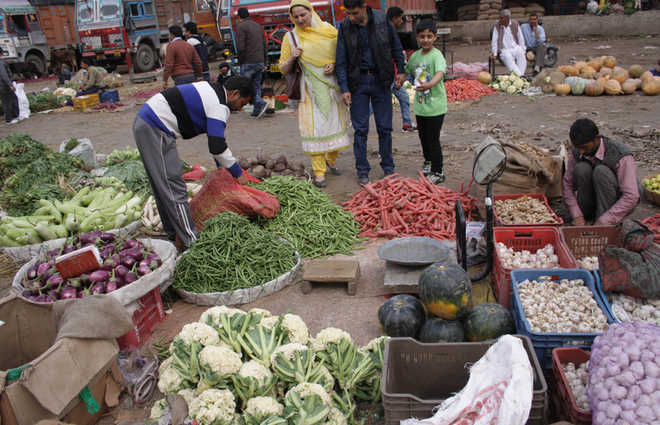 WPI inflation rises to 3.39% in December; food prices down