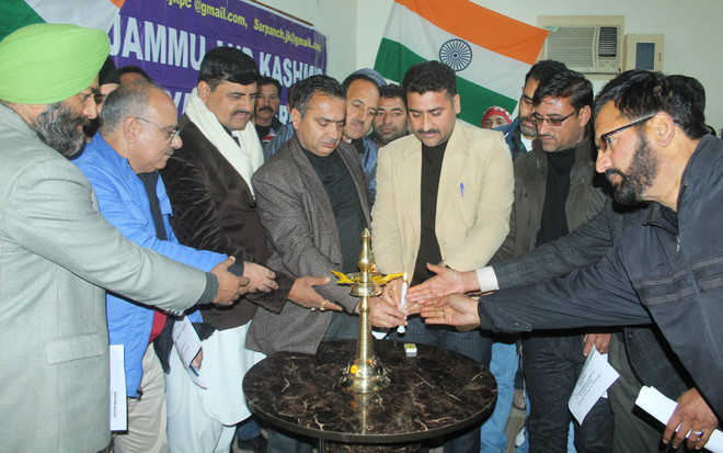 Empower panchayats for J&K's stability, govt urged