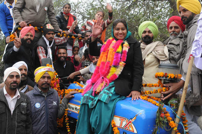 Getting overwhelming response from people: AAP Bathinda (Rural) candidate