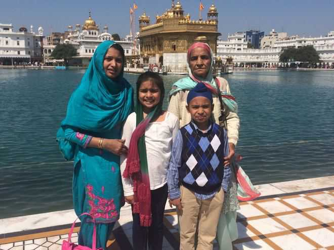Father-in-law's health a priority for Pardeep