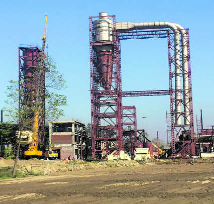 Industrial unit catches parties' attention