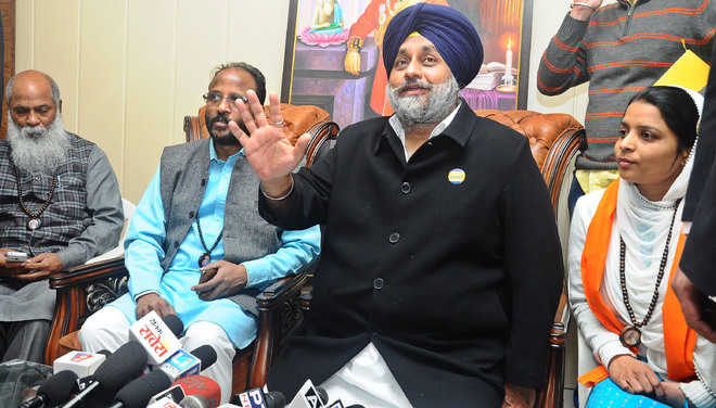 Expelled AAP leader joins SAD