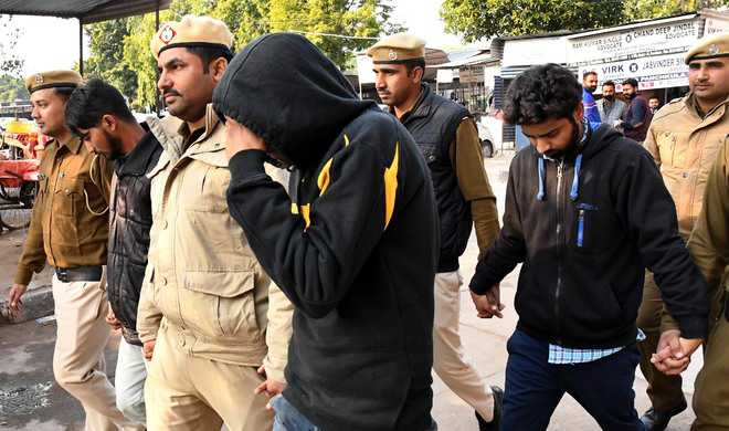 Main accused remanded in police custody