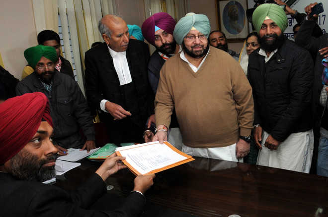 Capt says contesting Lambi to rout Badals