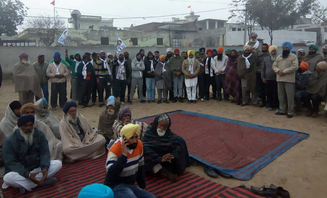 AAP candidate from Bassi Pathana intensifies campaign