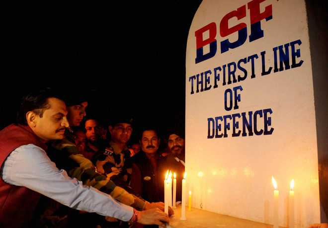 Another BSF man posts video, claims liquor for force sold to outsiders