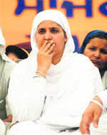 SC rejects Jagir Kaur's plea to contest Punjab poll
