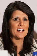 United Nations does more harm than good, says Haley