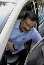 Court directs police to file report on plea against Kejriwal
